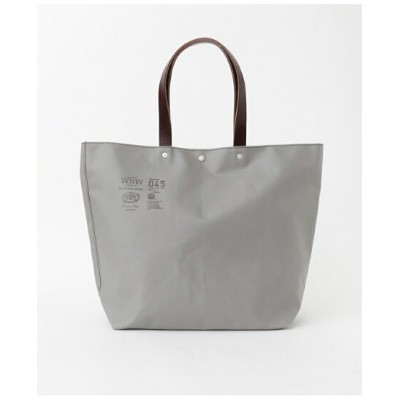 WORK NOT WORK 横濱帆布鞄×WORKNOTWORKBoatGrandeToteBag ワーク・ノット・ワーク バッグ トートバッグ ホワイト【送料無料】