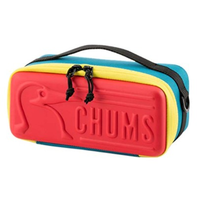 [チャムス]CHUMS Booby Multi Hard Case S  Teal