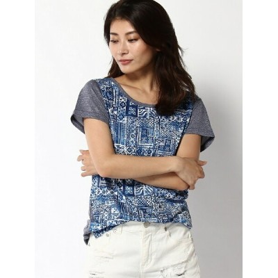 【SALE/30%OFF】(W)JUST BE YOU ロキシー カットソー【RBA_S】【RBA_E】【送料無料】