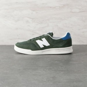 SALE【バイヤーズコレクション(BUYER'S COLLECTION)】 【NEW BALANCE】CRT300 【NEW BALANCE】CRT300 グリーン系