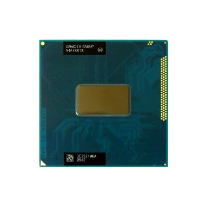 【中古】ノートPC用CPU Intel Core i5-3230M Processor (3M Cache, up to 3.20 GHz) SR0WY CPU 【送料無料】増設CPU