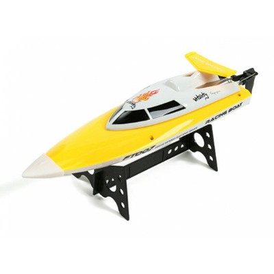 FT007 Vitality V-Hull Racing Boat 360mm - Yellow (RTR)