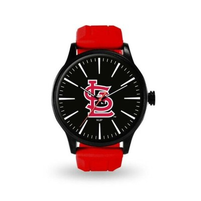 Sparo St. Louis Cardinals Cheer Fashion Watch ユニセックス