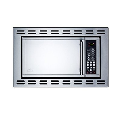 0.9 Cu. Ft. 900W Built-In Microwave 141[並行輸入]