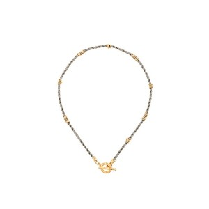 Gas Bijoux Marquise ネックレス - グレー