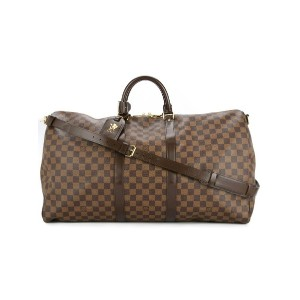 Louis Vuitton Pre-Owned Keepall Bandouliere 55 ボストンバッグ - ブラウン