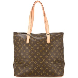 Louis Vuitton Pre-Owned カバ メゾ トートバッグ - ブラウン