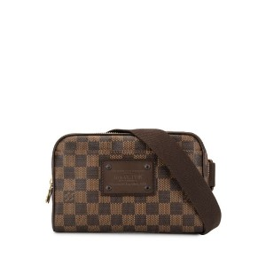 Louis Vuitton Pre-Owned Brooklyn ウエストポーチ - ブラウン