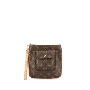 Louis Vuitton Pre-Owned モノグラム クラッチバッグ - Brown