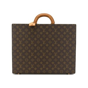 Louis Vuitton Pre-Owned Crusher Attache スーツケース - ブラウン