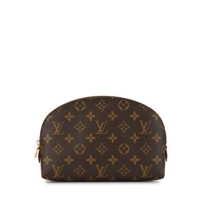 Louis Vuitton Pre-Owned コスメポーチ - ブラウン