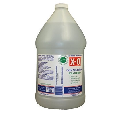 x-o Odor Neutralizer ready-to-use、1-gallon、クリアby XO