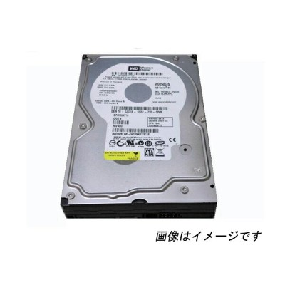 Western Digital WD800JD (DELL 0NR694)【中古】80GB SATA 3.5インチ