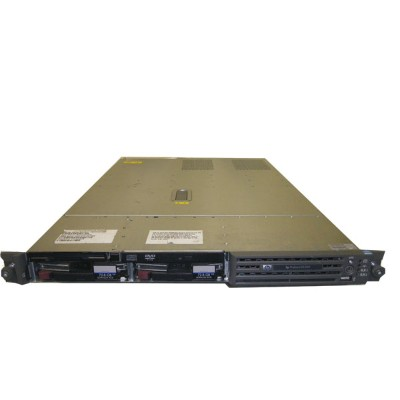 HP ProLiant DL360 G4 368134-291【中古】Xeon 3.0GHz/2GB/73GB×2