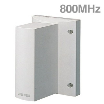 [ AA-810 ] UNIPEX ユニペックス ワイヤレスシステム 800MHz帯 ワイヤレスアンテナ 壁面取付タイプ [ AA810 ]