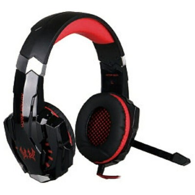 LIMON ゲーミングヘッドセット GAMING HEADSET G9000 BL-HS02-RD レッド[BLHS02RD]