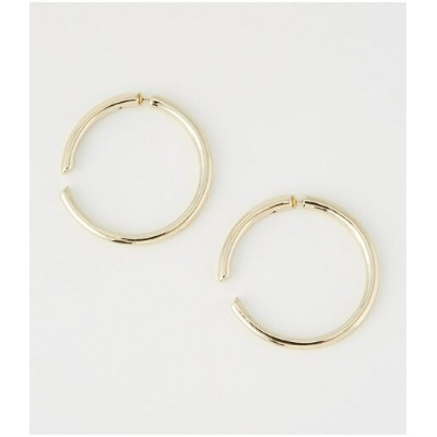 【SALE/49%OFF】AZUL by moussy WIDEMETALHOOPPIERCE アズールバイマウジー アクセサリー【RBA_S】【RBA_E】