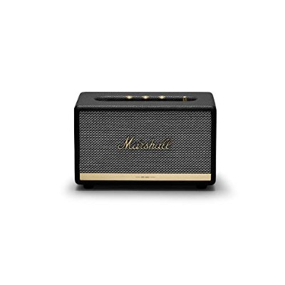 Marshall MRL1001900 Acton II Bluetoothスピーカー - ブラック