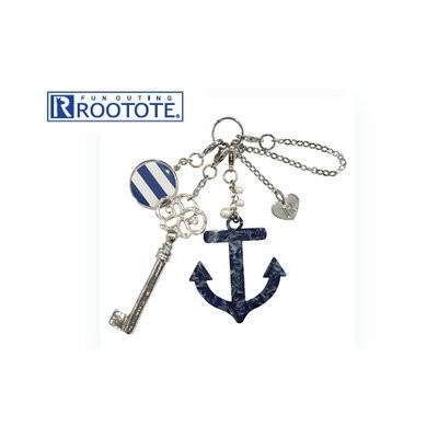 ROOTOTE/ルートート 6136 LT.WR.チャーム.モチーフ-A BLUE-anchor