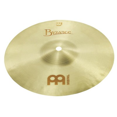 "MEINL/シンバル B10JS(10"" Jazz Splash)Byzance Jazz Series【マイネル】"