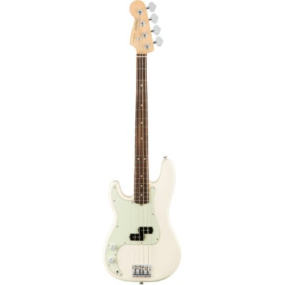 Fender USA(フェンダー)American Professional Precision Bass Left-Hand Olympic White