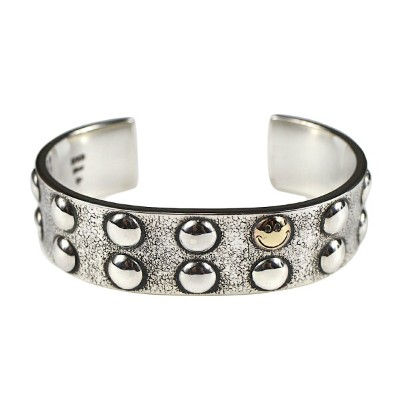 ROAD [-SMILE-Studs Bangle double- size.M]