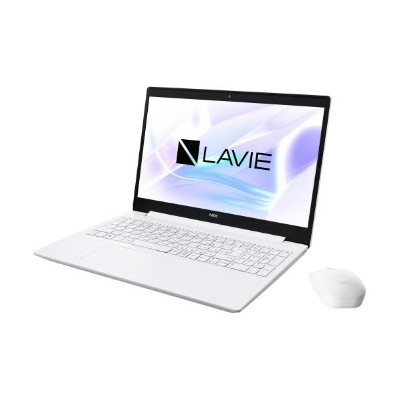 NEC ノートパソコン LAVIE Note Standard カームホワイト PC-NS150NAW [PCNS150NAW]【RNH】【FBMP】