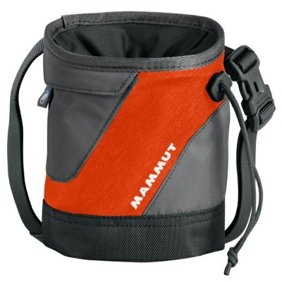 マムート MAMMUT Ophir Chalk Bag Dark Orange-Titanium (2152)