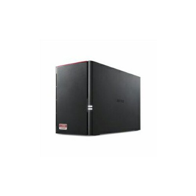 NAS(2ベイHDD:8TB) バッファロー LinkStation for SOHO LS520DN0802B