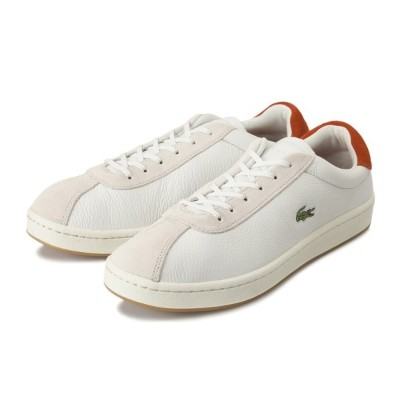 【LACOSTE】 ラコステ MASTERS 119 3 マスターズ SMA0035 4Y0 OFF WHT/RED