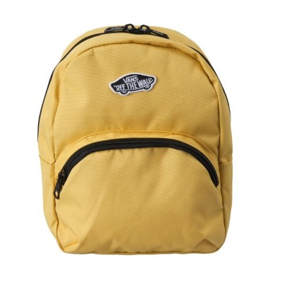 【VANSウェア】GOT THIS MINI BACKPACK ヴァンズ バックパック VN0A3Z7WNYJ YOLK YELLOW