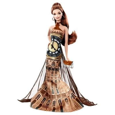 Barbie Collector Dolls of the World Big Ben Doll by Barbie
