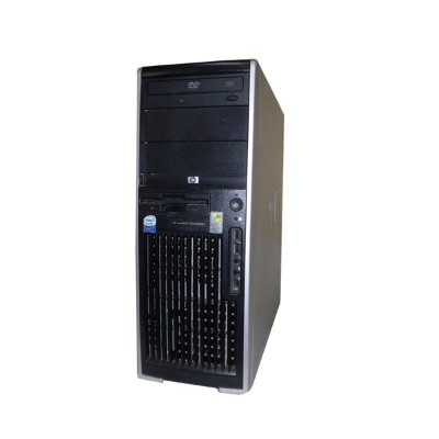 外観難あり HP WorkStation XW4400 WindowsXP 中古ワークステーション Core2Duo 6320 1.86Ghz 1GB 80GB DVD-ROM Quadro...