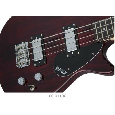 Gretsch(グレッチ) / G2220 Electromatic Junior Jet Bass II (カラー:Walnut Stain)