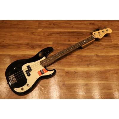 【中古品】【送料無料】FENDER USA AMERICAN PROFESSION PRECISION BASS Rosewood 指板 BLACK [SN/US17045400] フェンダー...