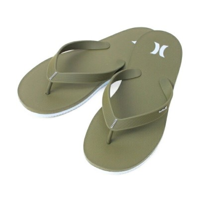 Hurley サンダル  One And Only 395(OLIVE)  (ハーレー)(AR5506)