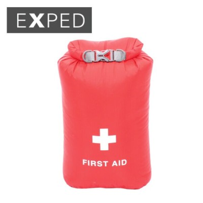 EXPED エクスペド FOLD DRYBAG FIRST AID M 397210 【ポーチ バッグ 救急】【メール便・代引不可】