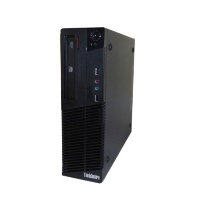 Windows10 Lenovo ThinkCentre M73 Small 10B7-007NJP 第4世代 Core i3-4170 3.7GHz 4GB 500GB DVDマルチ 中古パソコン...