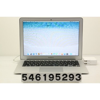 Apple Macbook Air A1466 Early 2014 Core i5 4260U 1.4GHz/4GB/256GB(SSD)/13.3W/WXGA+(1440x900)...