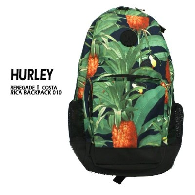 HURLEY/ハーレー RENEGADE 2 COSTA RICA BACKPACK 010 バックパック リュック