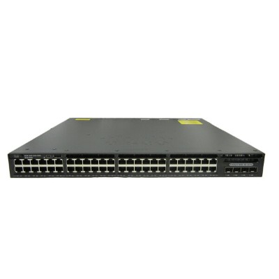 【中古】Cisco Catalyst 3650-48TS-E
