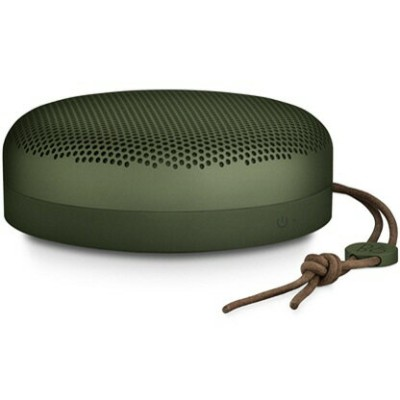 【キャッシュレス 5% 還元】 【ポイント5倍】Bang&Olufsen Bluetoothスピーカー B&O PLAY Beoplay A1 [Moss Green] [Bluetooth:○...