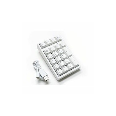 FILCO Majestouch TenKeyPad 2 Professional CHERRY MX SILENT ホワイト(FTKP22MPS/MW2) 取り寄せ商品
