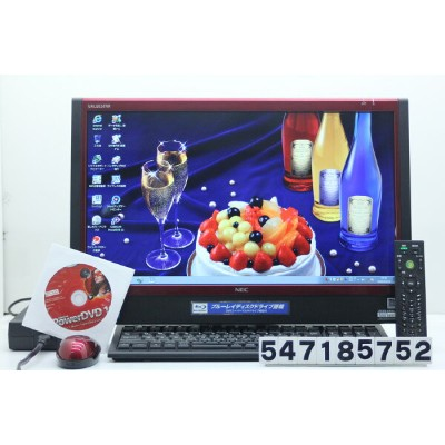 NEC PC-VN770WG3ER Core i5 430M 2.26GHz/4GB/1TB/Blu-ray/20W/WXGA++(1600x900)/Win7【中古】【20190326】