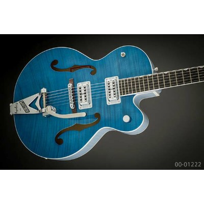 Gretsch(グレッチ) /G6120SH Brian Setzer Hot Rod[カラー:Harbor Blue 2-Tone]
