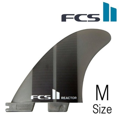 Fcs2 ネオグラス リアクター モデル 3フィン トライフィン FCS Fin NeoGlass Reactor TriFin
