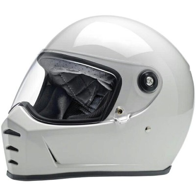 BICYCLE HELMET/Biltwell/ビルトウェル LANE SPLITTER HELMET GLOSS WHITE /ホワイト
