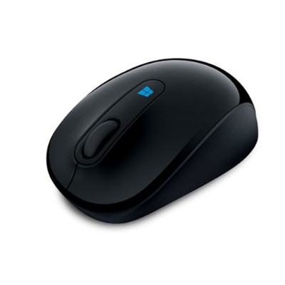 43U-00037 マイクロソフト 2.4GHz ワイヤレスマウス (ブラック) Sculpt Mobile Mouse