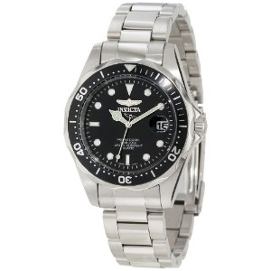 インビクタ Invicta メンズ 腕時計 8932 Pro Diver Collection Silver-Tone Watch