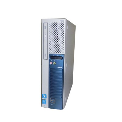 Windows7 Pro 32bit NEC Mate MK35LE-J (PC-MK35LEZCJ) 第4世代 Core i3-4150 3.5GHz 4GB 500GB×2 RAID DVD...